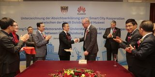 Smart City Huawei