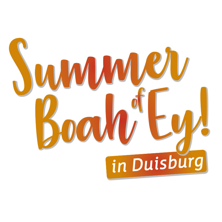 Summer of Boah Ey in Duisburg